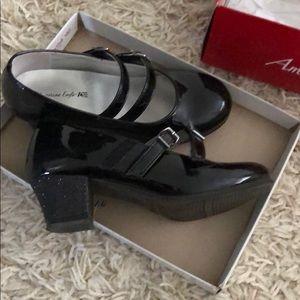 Toddler girls high heels